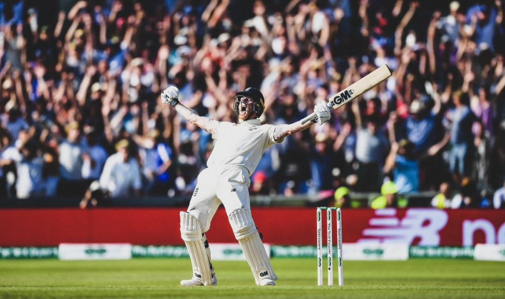 Stokes in Ashes